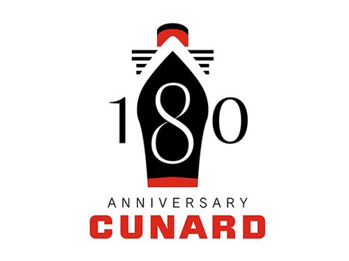 180 Jahre Cunard - Feiern Sie mit uns!